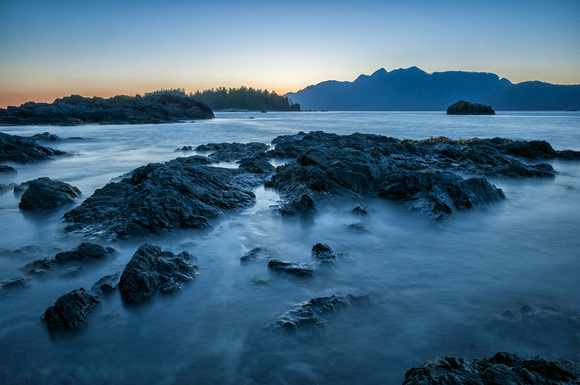 Nootka Island Sunset